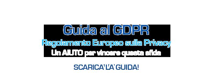 GDPR download delle guida