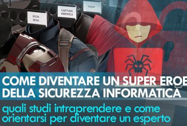 diventare un esperto di cyber security